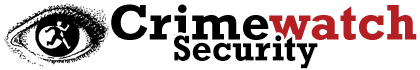Logo, Crimewatch Security - Home Security Systems
